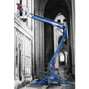 Trailer-Mounted Booms (Trailer-Mounted Cherry Picker)